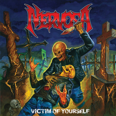 Nervosa - Victim Of Yourself