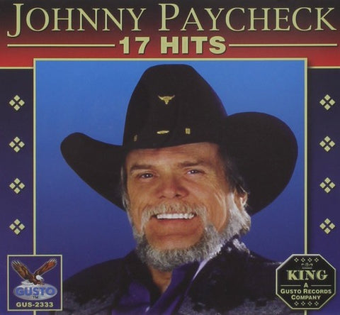 Johnny Paycheck - 17 Hits
