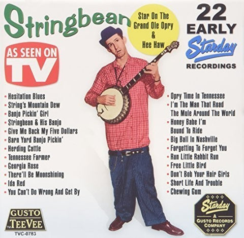Stringbean - 22 Early Starday Recordings