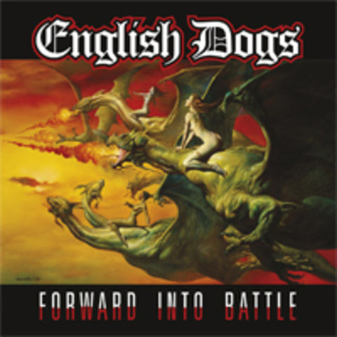 English Dogs - Forward Into Battle