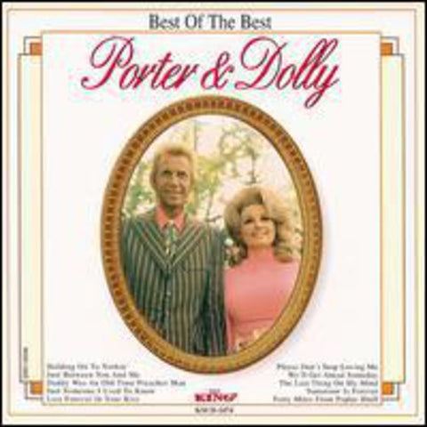 Porter Wagoner & Dolly Parton - Best Of The Best