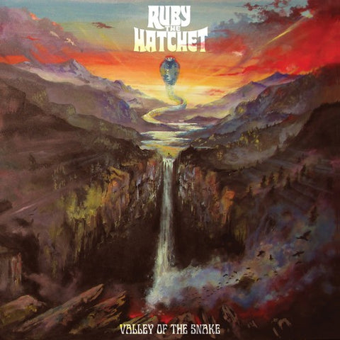 Ruby The Hatchet - Valley Of The Snake