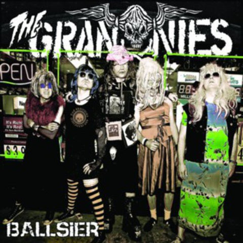 The Grannies - Ballsier