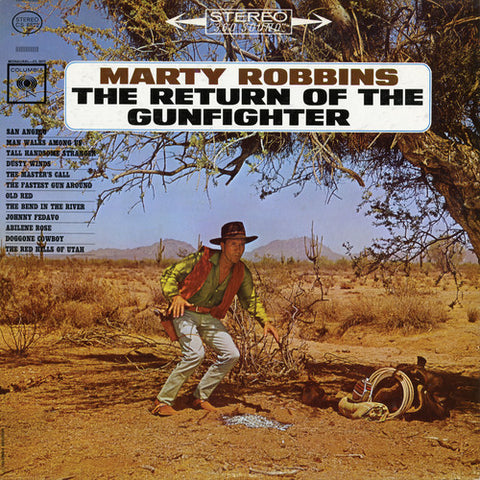 Marty Robbins - Return Of The Gunfighter