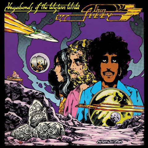 Thin Lizzy - Vagabonds Of The Western World