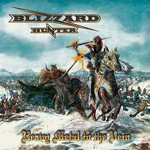 Blizzard Hunter - Heavy Metal To The Vein