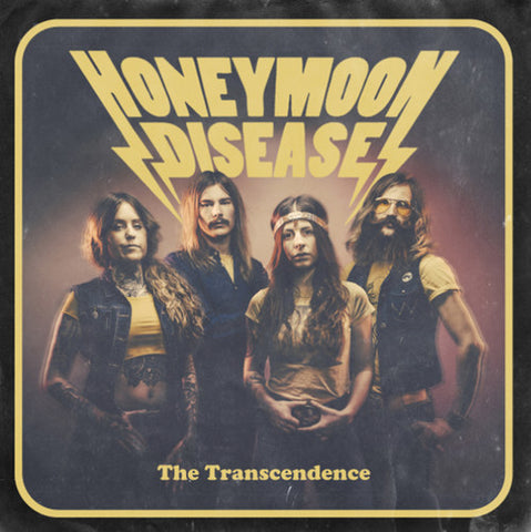 Honeymoon Disease - Transcendence