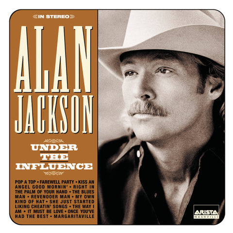 Jackson,Alan - Under The Influence