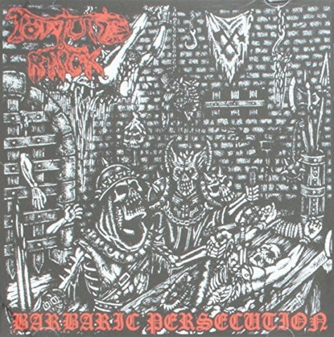 Torture Rack - Barbaric Persecution