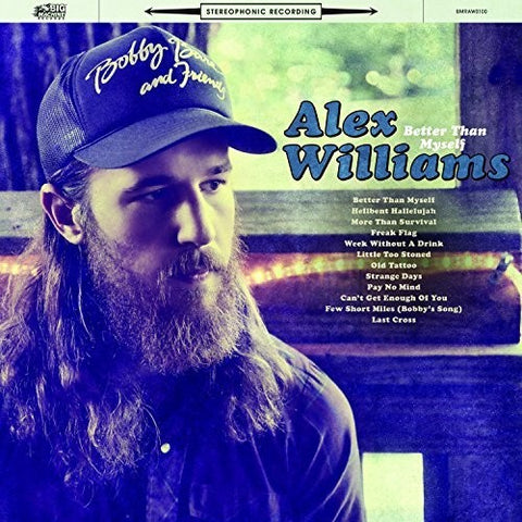 Alex Williams - Better Than Myself