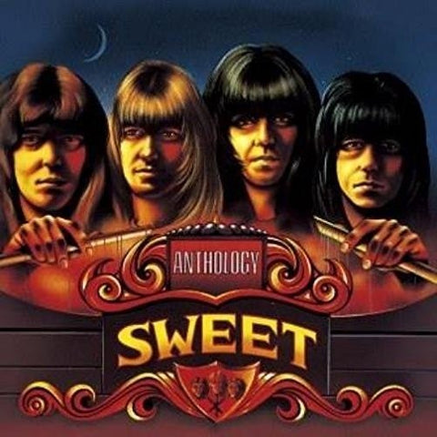 Sweet - Strung Up