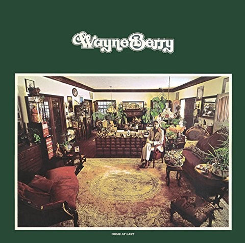Wayne Berry - Home At Last