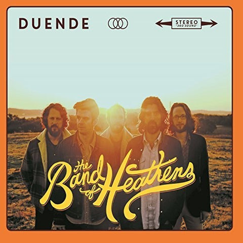 Band Of Heathens - Duende