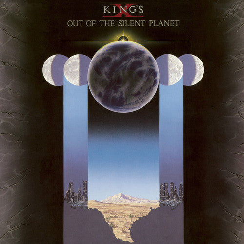KING'S X - OUT OF SILENT PLANET