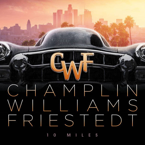 Champlin Williams Friestedt - 10 Miles