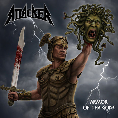 Attacker - Armor Of The Gods