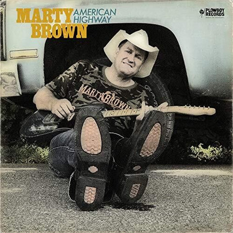 Marty Brown - American Highway