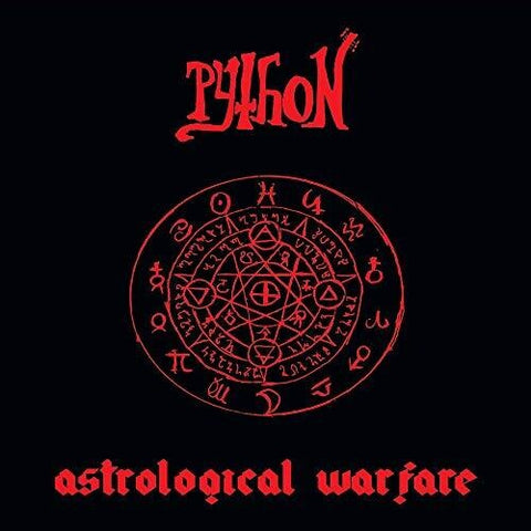 Python - Astrological Warfare