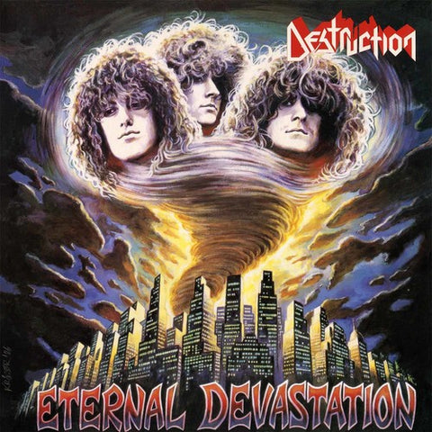 Destruction - Eternal Devastation (Blood Red Vinyl)