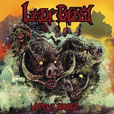 Lady Beast - Vicious Breed