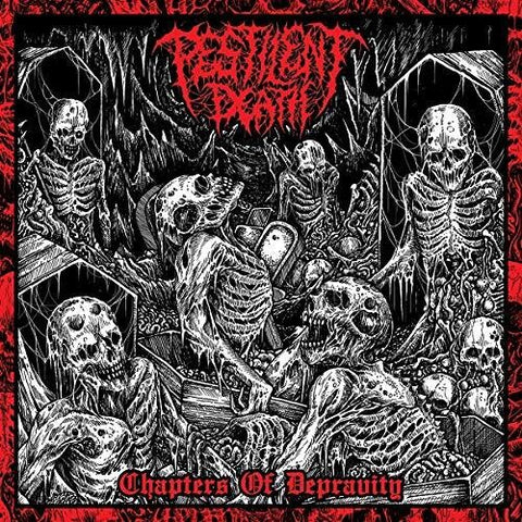 Pestilent Death - Chapters Of Depravity