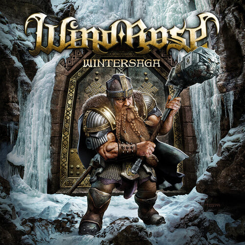 Wind Rose - Winter Saga