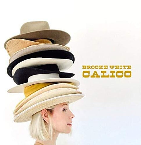 Brooke White - Calico