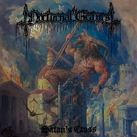Nocturnal Graves - Satan'S Cross