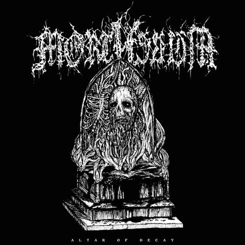 Mortiferum - Altar Of Decay