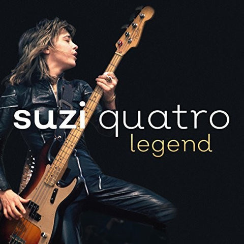 Quatro,Suzi - Legend: The Best Of