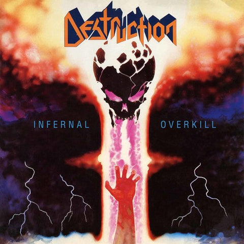 Destruction - Infernal Overkill (Yellow Vinyl)