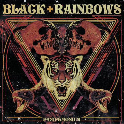 Black Rainbows - Pandaemonium