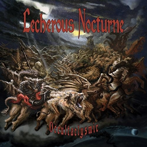 LECHEROUS NOCTURNE - OCCULTACLYSMIC