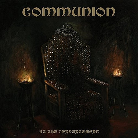 Communion - At The Announcement