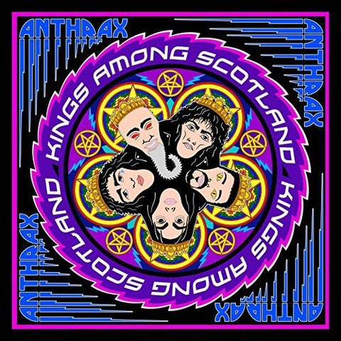 Anthrax - Kings Among Scotland