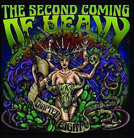 Second Coming Of Heavy - Chapter 8: Ride The Sun & The Trikes