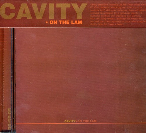 Cavity - On The Lam