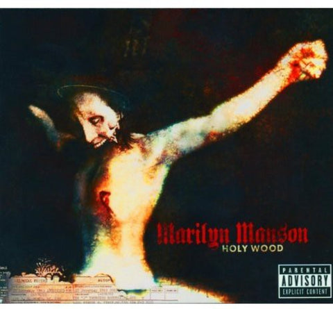 Marilyn Manson - Holy Wood (Gamepieces)