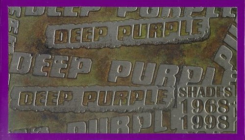 Deep Purple - Shades 1968-1998