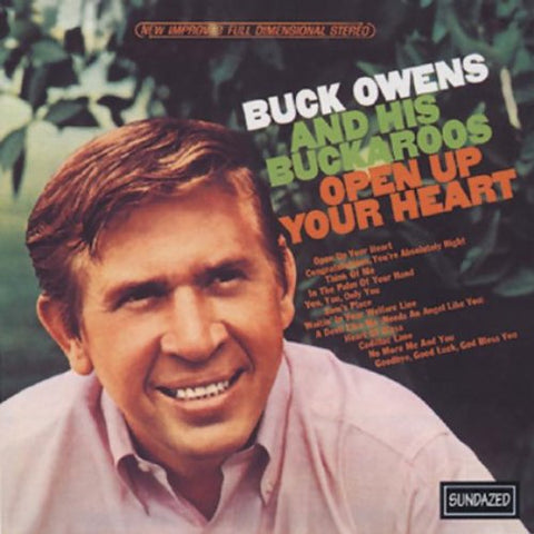 Buck Owens - Open Up Your Heart