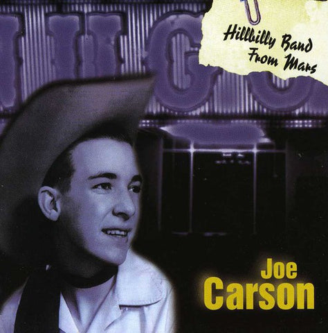 Joe Carson - Hillbilly Band From Mars