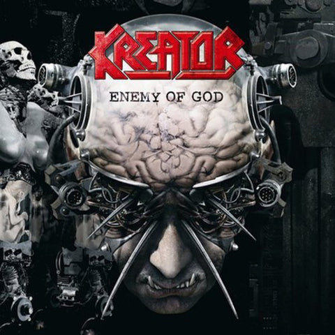 Kreator - Enemy Of God