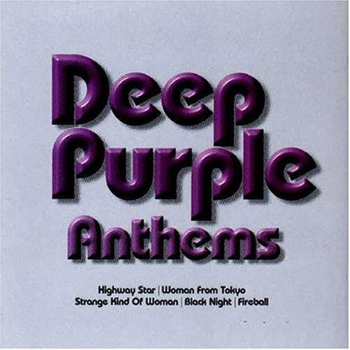 Deep Purple - Anthems
