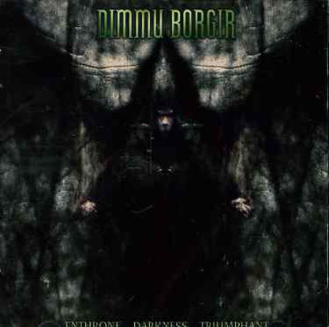 Dimmu Borgir - Enthrone Darkness