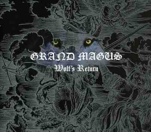 Grand Magus - Wolf's Return