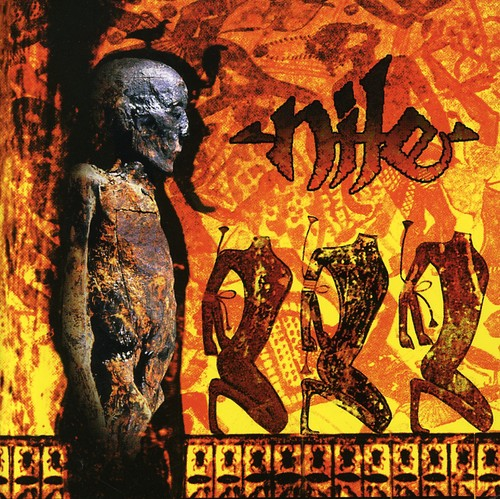 Nile - Amongst The Catacombs Of Nephren-Ka
