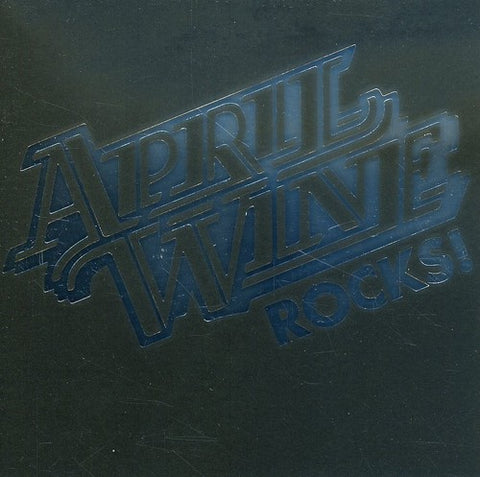 April Wine - Rocks