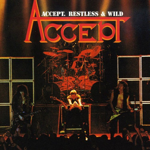 Accept - Restless and Wild - CD