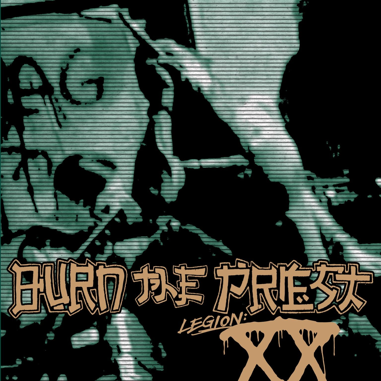 BURN THE PRIEST | Legion: XX | Limited Edition Orange Vinyl