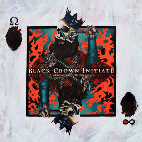 Black Crown Initiate - Violent Portraits Of Doomed Escape